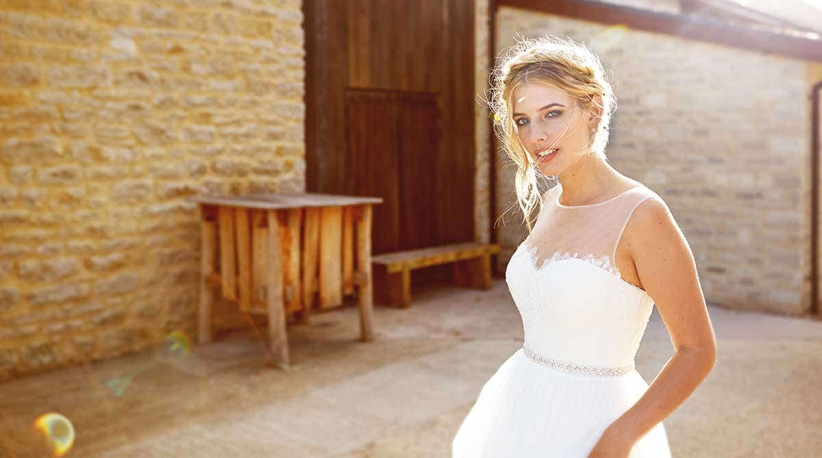 Create the perfect boho look for your big day