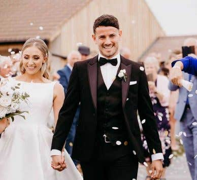 Real Weddings Bristol: Katie and Nick's gorgeous Somerset wedding