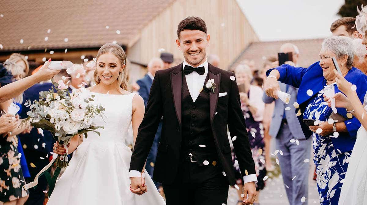 Real Weddings Bristol: Katie and Nick's gorgeous Somerset wedding