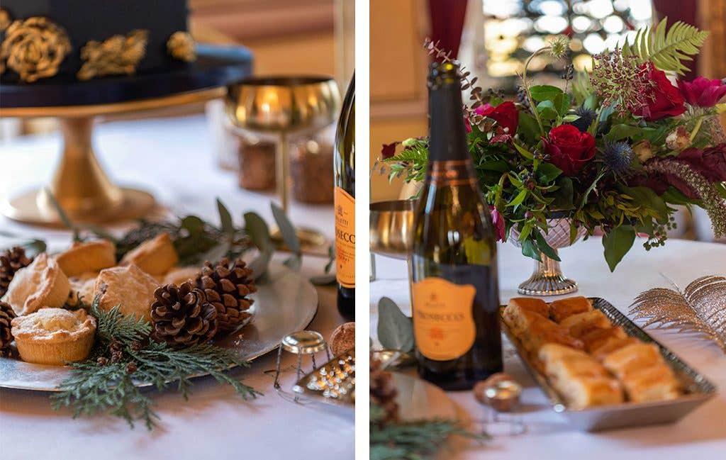 Comfort food for your winter wedding