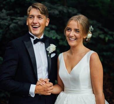 Real Weddings Newcastle: Helené and Simen's stunning wedding abroad
