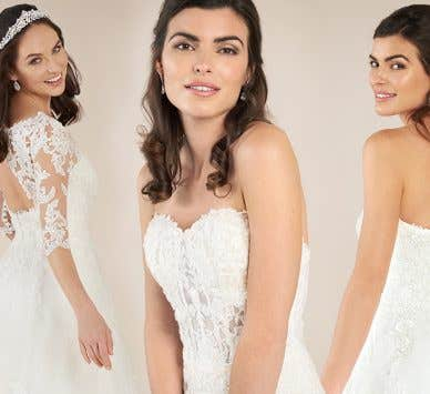 Looking for The One? Then check out our brand new wedding dress designs…