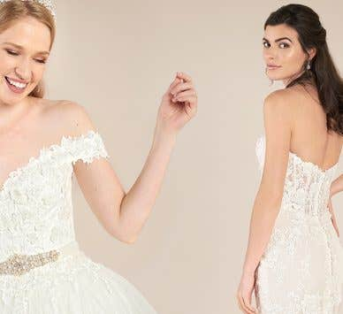 Wedding Dress Trends 2020: The Key Dress Design Features You're Looking For