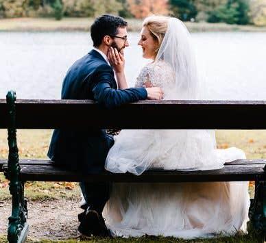 Real Weddings London: Verity and Joel's lovely November wedding