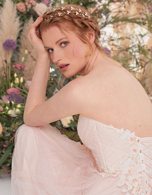 Florence by Viva Bride, the perfect wedding dress for a Spring wedding