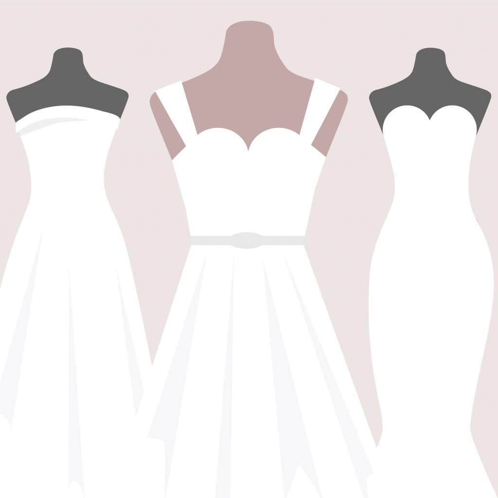 Wedding dress tips - how to choose my wedding dress?