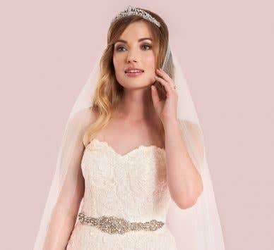 New and Exclusive: Glamorous Wedding Dresses