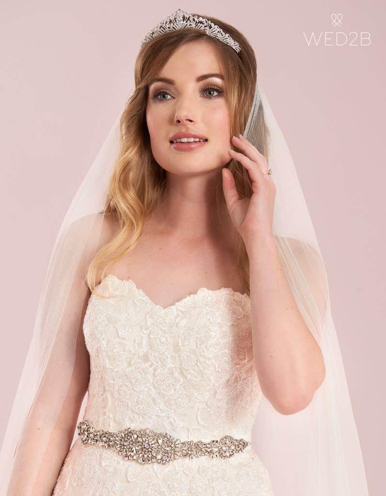 Princess wedding dresses from WED2B