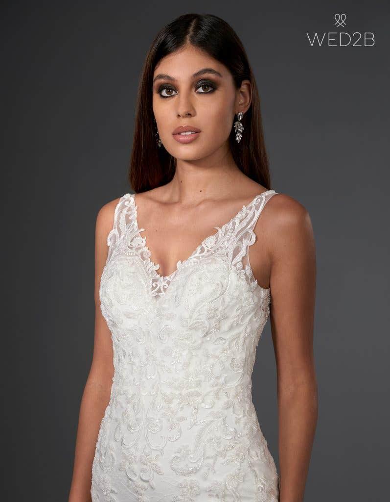 Statement wedding dress