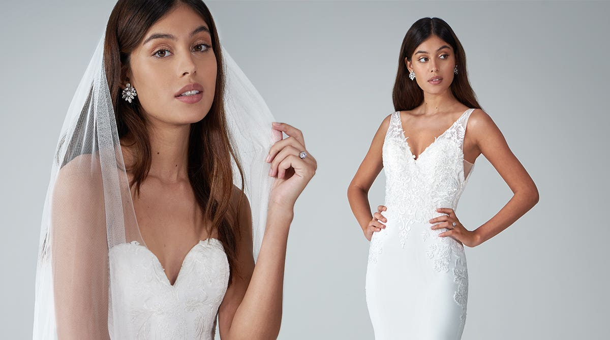 5 reasons you'll love Anna Sorrano's classic wedding gowns