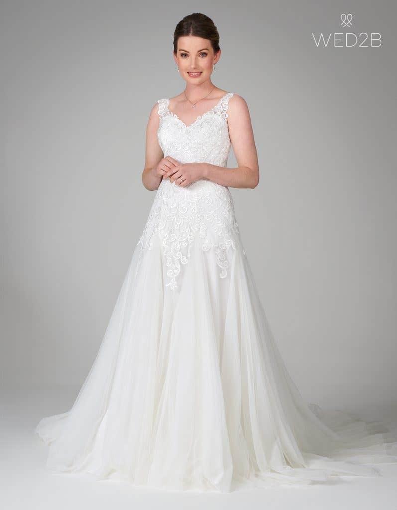 Wedding Dress - Jennifer