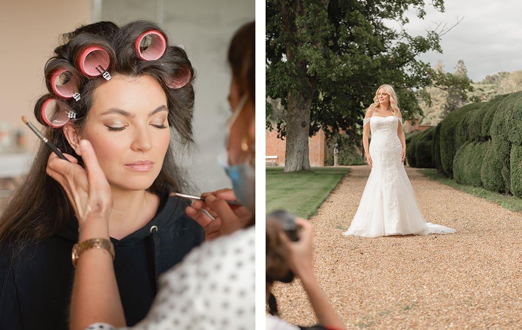 wedding dresses online