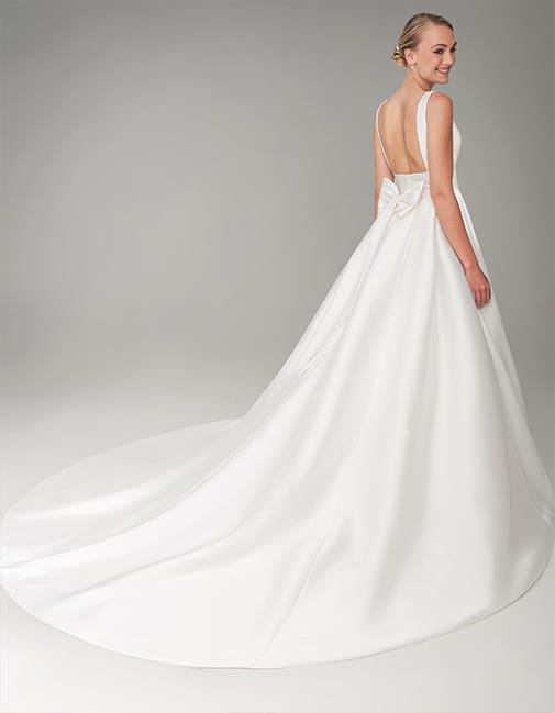 Elena a wedding colour guide dress by Anna Sorrano