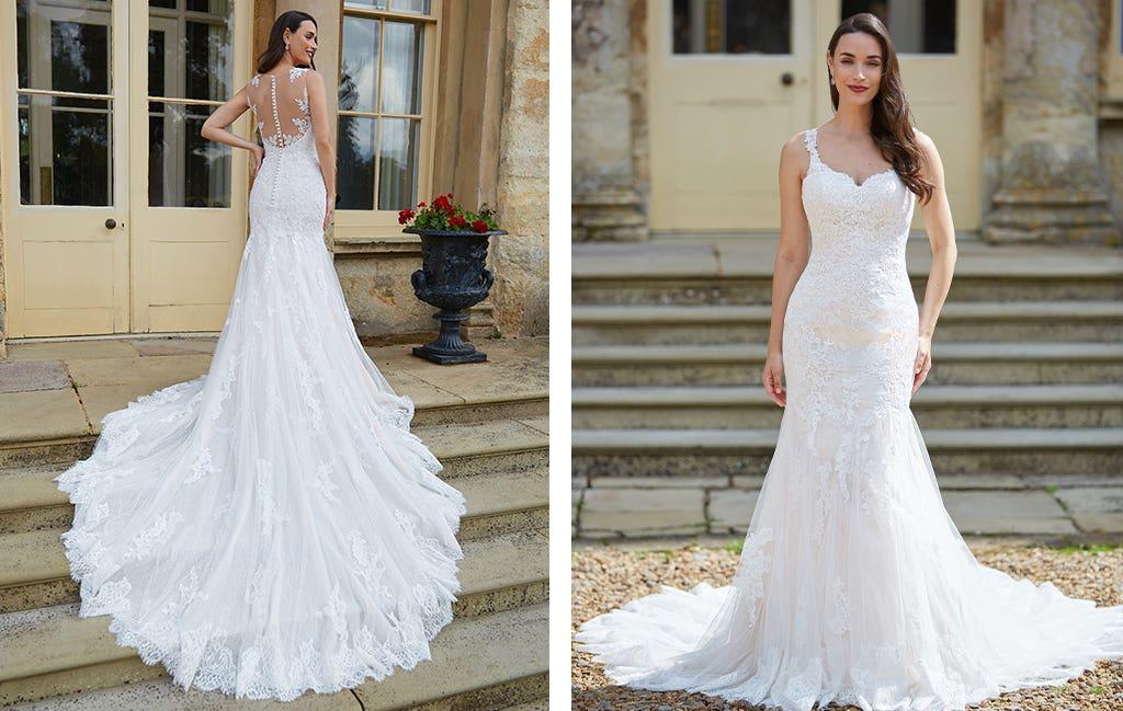 Brixton wedding dress by Viva Bride
